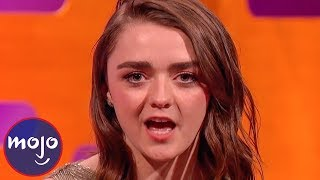 Top 10 Maisie Williams Moments