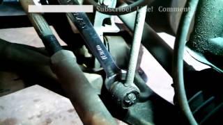 Stabilizer Bar End Links Replacement Dodge Grand Caravan