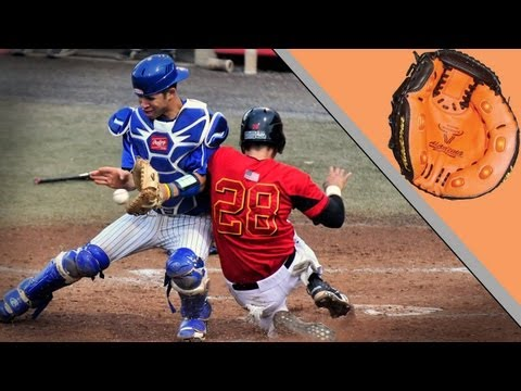 Catching Tips - How to Block The Plate
