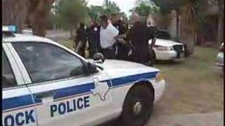 LUBBOCK PD CHASE/ARREST-RAW FOOTAGE-EXCLUSIVE