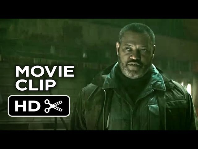 The Colony Movie CLIP - Mission (2013) - Laurence Fishburne Movie HD