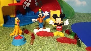 MICKEY MOUSE CLUBHOUSE Disney Junior Mickey And Goofy Go