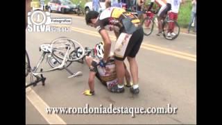Corrida Ciclista - Travessia dos FORTES Ariquemes - Rondônia - Reprodução