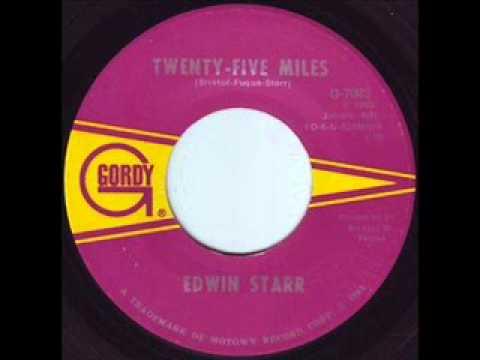 Edwin Starr - Funky Music Sho Nuff Turns Me On / Cloud Nine