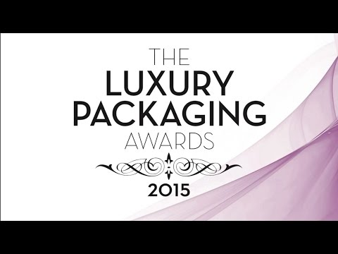 Luxury Packaging Awards 2015