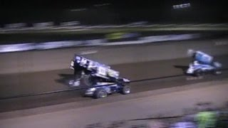 [2013 Bad Wreck Tony Stewart {Smoke} #14 360 ShootOut Cananda...]