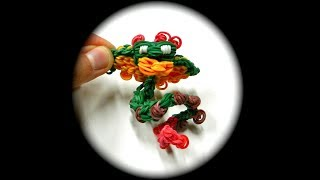 How To Loom Your Dragon (Whispering Death Baby, 1 Loom
