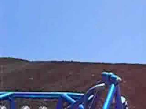400HP+ Sandrail on sick hill climb. 47degrees