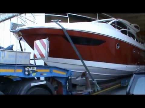 Bonati trasporti nautici Boat transport