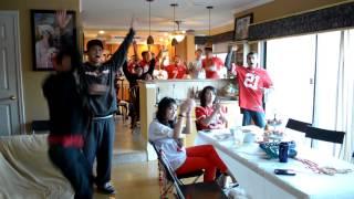 49ers Vs Seahawks NFC Championship 2014: Fans Reaction