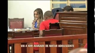 Homem acusado de estrangular adolescente � julgado em Governador Valadares