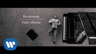 Pablo Alborán – Recuérdame