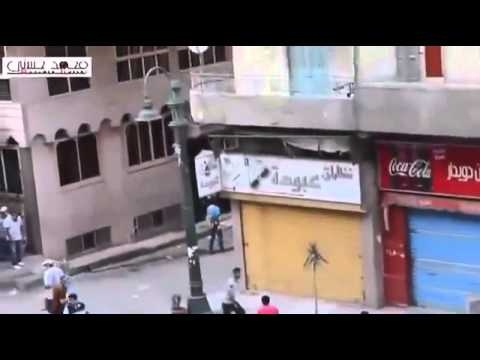 Egypt Riots - Video Shows Armed Protesters Shooting At Each Other