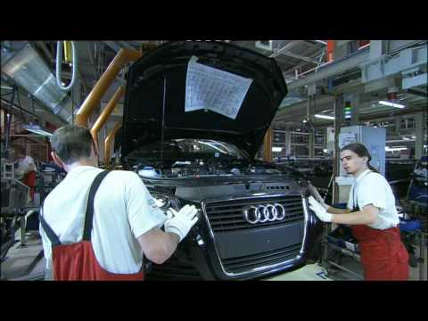 Audi TT Production
