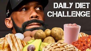 Anthony Joshua's HEAVYWEIGHT Daily Diet Challenge | BeardMeatsFood