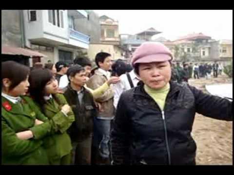 Vụ cưỡng chế nhà dân ở Phường La Khê, Quận Hà Đông - TP Hà Nội