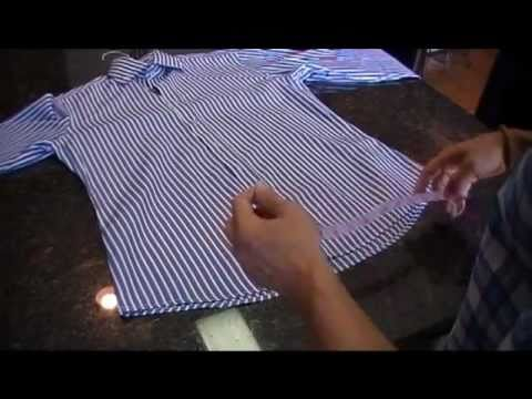 Shirt Measurements...How to Measure For A Custom Shirt!
