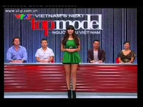 Vietnam's next top model 2010 tập 8 [Full]