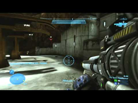 Halo: Reach Online Inheritor Rank Up Commentary HD
