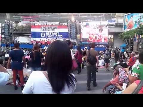 Biểu tình Thái Lan 2014: Shutdown Bangkok, Restart Thailand