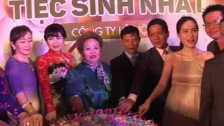 Tiệc Sinh nhật 2016 công ty Lô Hội [HCM]