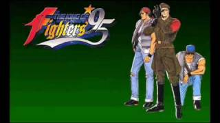 The King Of Fighters '95 Desert Requiem (OST & AST