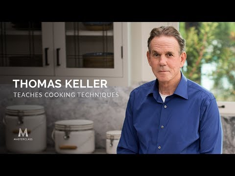 history of thomas keller