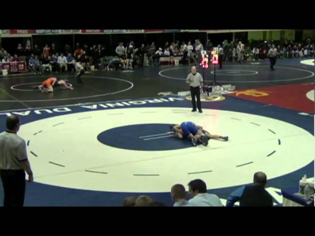 126- Colt Shorts (Canon Mac) vs. Gabe Lumpp (Christiansburg)