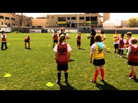 Rookie Rugby - Hot Potato