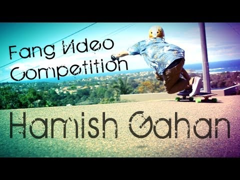 Fang Video Competition: Hamish Gahan
