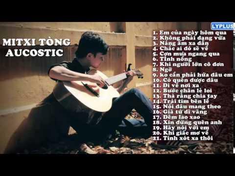 Tổng hợp các bản solo guitar cực hay của Mitxi Tòng