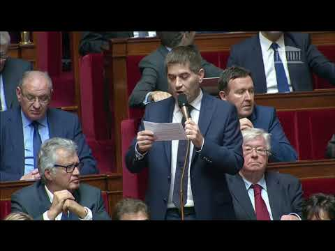 M. Jérôme Nury - Vote de l'Europe sur le glyphosate