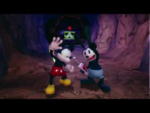 Disney Epic Mickey 2: The Power of Two -- E3 Trailer