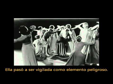 Mary Wigman Danza Danza Expresionista Mary