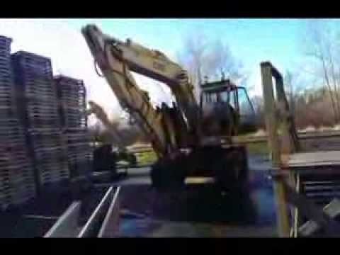 Images Caterpillar Excavator For Sale CAT 212 Wheeled Mobile Heavy Equipment