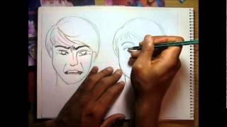 Curso de dibujo a lápiz. Parte 14