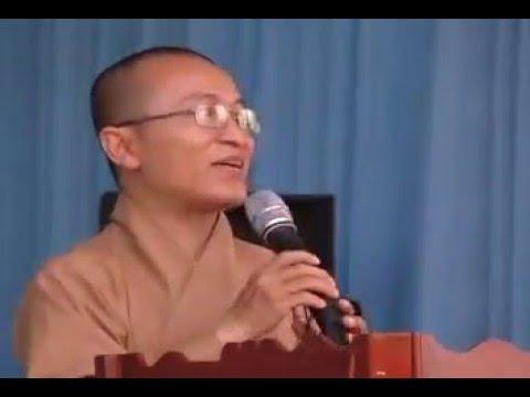 Tự Do Nội Tại (Phần 2/2) (23/04/2007) video do TT Thích Nhật Từ giảng