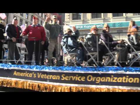 America's Parade in New York City