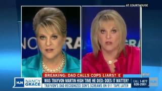 Nancy Grace Debates Nancy Grace on the Effects of Cannabis