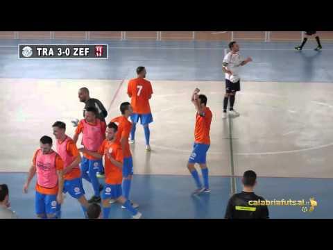 Serie C1, L.S. Traforo - Zefhir 4-0 (26/09/15)