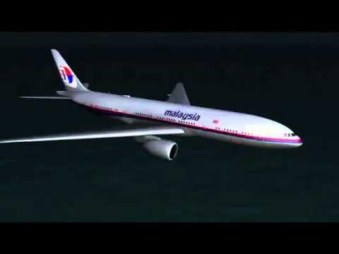 Rakaman perbualan antara kokpit MH370 dan menara kawalan udara Kuala Lumpur