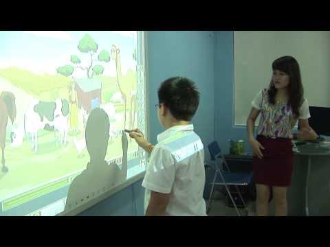 Trường Nguyễn Văn Huyên [Tiết dạy học tiếng anh] p1