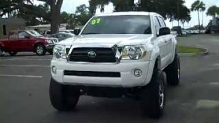 Used Toyota Tacoma **4x4** Gainesville Fl Call 1-866-371