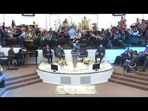 Orquestra Celebração - Harpa Cristã | Nº 125 | Quem dera hoje vir? - 12 11 2017