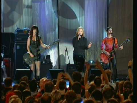 Go Go's - Vacation - Live In Central Park - May 15, 2001 - YouTube