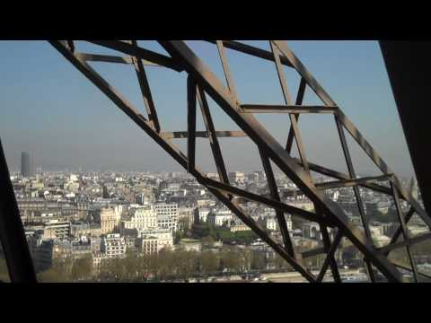 Paris with Kids - Eiffel Tower