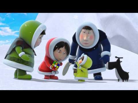 Eskimáčka séria 2 - 19. Hlavolam