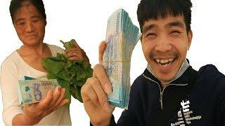 PHD | Trò Đùa Nhặt Được 100 Triệu