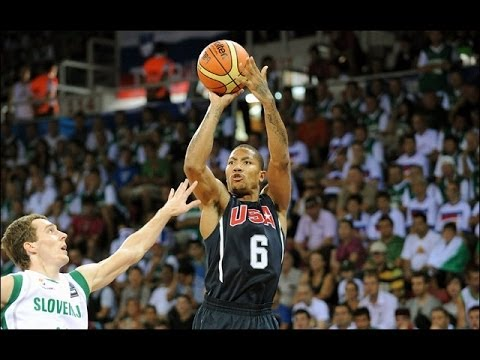 USA Olympic Basketball 28 Full Man Roster! - Derrick Rose To Participate!