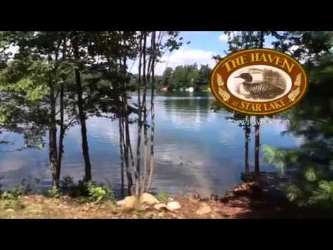 The Haven at Star Lake Landscape- Campus Overview